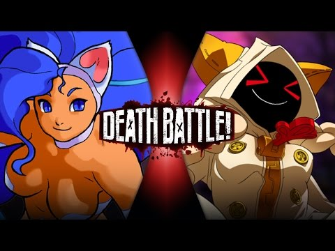 DEATH BATTLE! - Felicia VS Taokaka Video