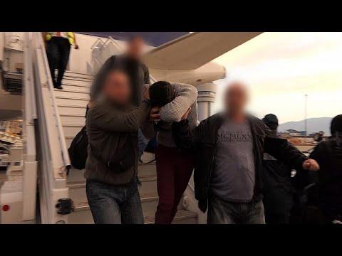 Εκδόθηκε στη Βουλγαρία ο ύποπτος για το φόνο της Μαρίνοβα…