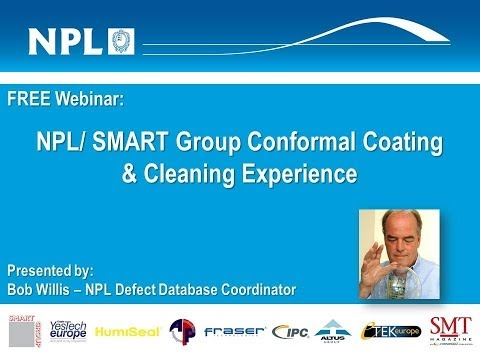 UV conformal coating - Bob Willis introduces the NPL/ SMART Group Conformal Coating & Cleaning Experience feature at NEW http://www.new-expo.co.uk/newuk/conformalcoating/ and provi...