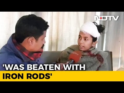 RSS Miscreants Attack Students, Teachers In JNU Campus