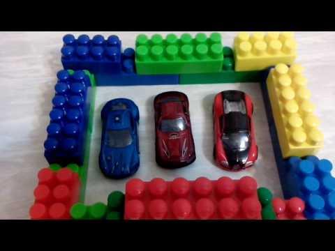 Машинки и гараж. Мультики Новые серии. Мультфильмы для детей
