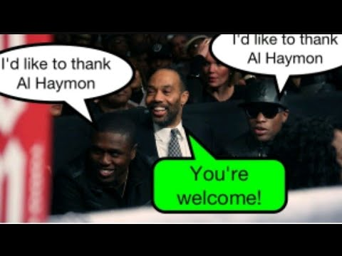 A Truth Behind: Al Haymon being a problem to the boxing world