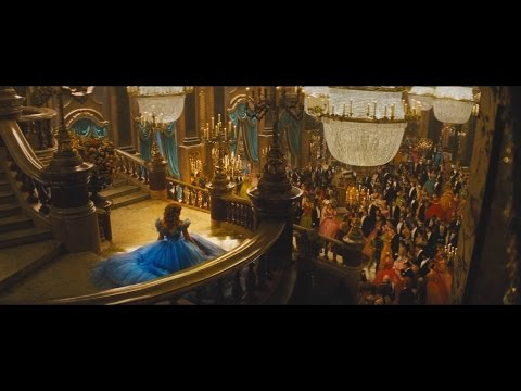 Who Is She (Cinderella 2015)