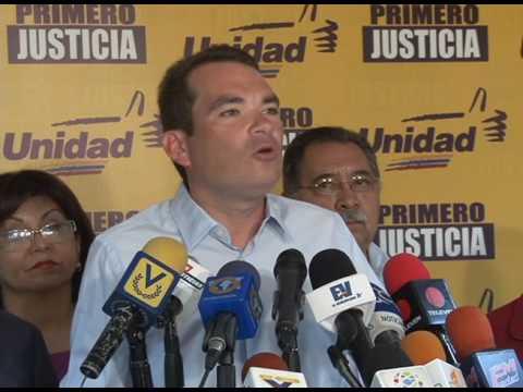 Tomas Guanipa: El mejor regalo por el aniversario de Caracas es la activación del Referendo Revocatorio