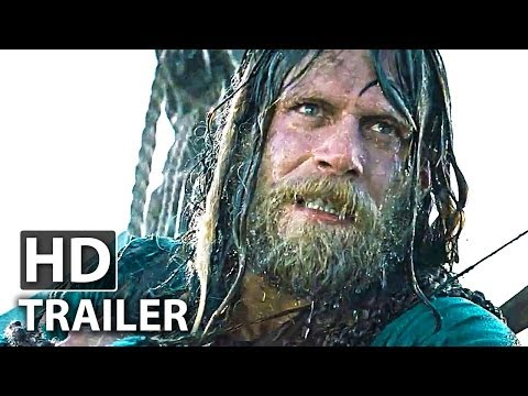 NORTHMEN: A VIKING SAGA - Trailer (German | Deutsch) | HD