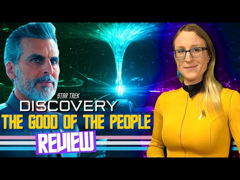"Star Trek Discovery ""There Is a Tide..."" Review 