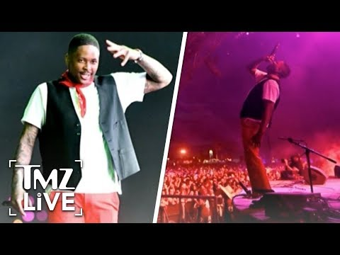 YG: Shots Fired At Coachella After-Party | TMZ Live