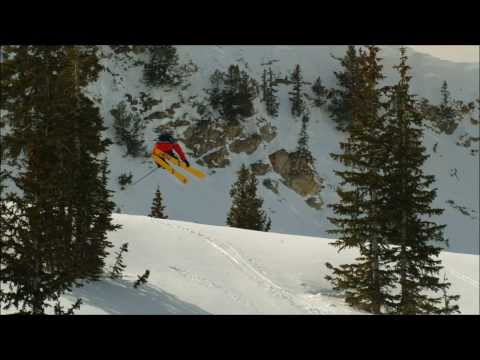 2014 Freeride World Tour: Snowbird highlights