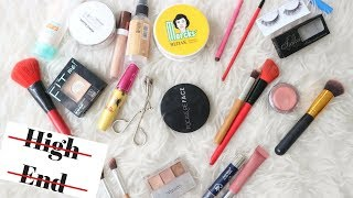 Video REKOMENDASI PRODUK PEMULA MAKEUP ANTI MAHAL ( + TUTORIAL) - Beginner Makeup Kit MP3, 3GP, MP4, WEBM, AVI, FLV Agustus 2018