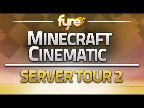 Minecraft - Cinematic Server Tour 2