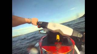 4. GoPro Sea-doo GTX iS 215 Ride