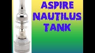 Nautilus Tank Clearomizer