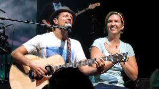 "Jason Mraz & Raining Jane: ""Long Drive"" Live in Dallas, TX 9.3.2014"