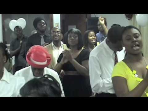 Action de Graces (Eglise Christ Sanctifie)-Stamford, CT: Haitian Church