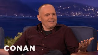 Bill Burr Wants Charities Out Of Sports  - CONAN on TBS