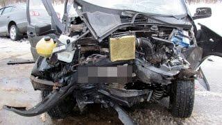 Подборка Топ 50 аварий 2015