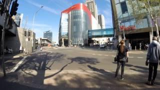 Sydney In Motion - A GoPro Timelapse