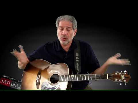 JamPlay: Hawkeye Herman Blues Guitar Lesson