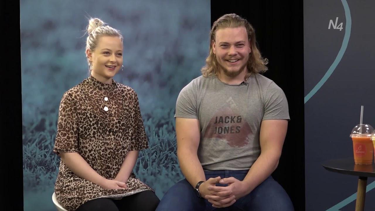 9. Þáttur: Kara Gautadóttir og Karl Anton Löve, kraftlyftingar.Thumbnail not found