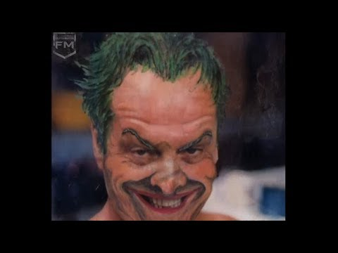 Makeup The Joker (Jack Nicholson) 'Batman' Featurette