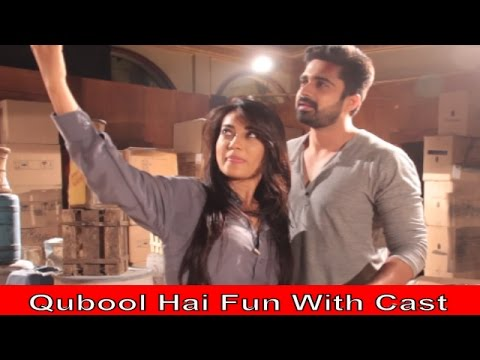 Qubool Hai | Fun With The Cast | Part 17 | Screen Journal