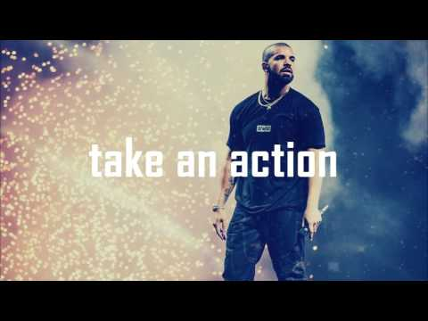 Drake type beat - Take An Action | Hardcore Hip Hop Trap Instrumental