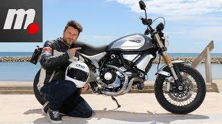 7. Ducati Scrambler 1100 Special | Presentación / Primera Prueba / Test / Review en español | motos.net