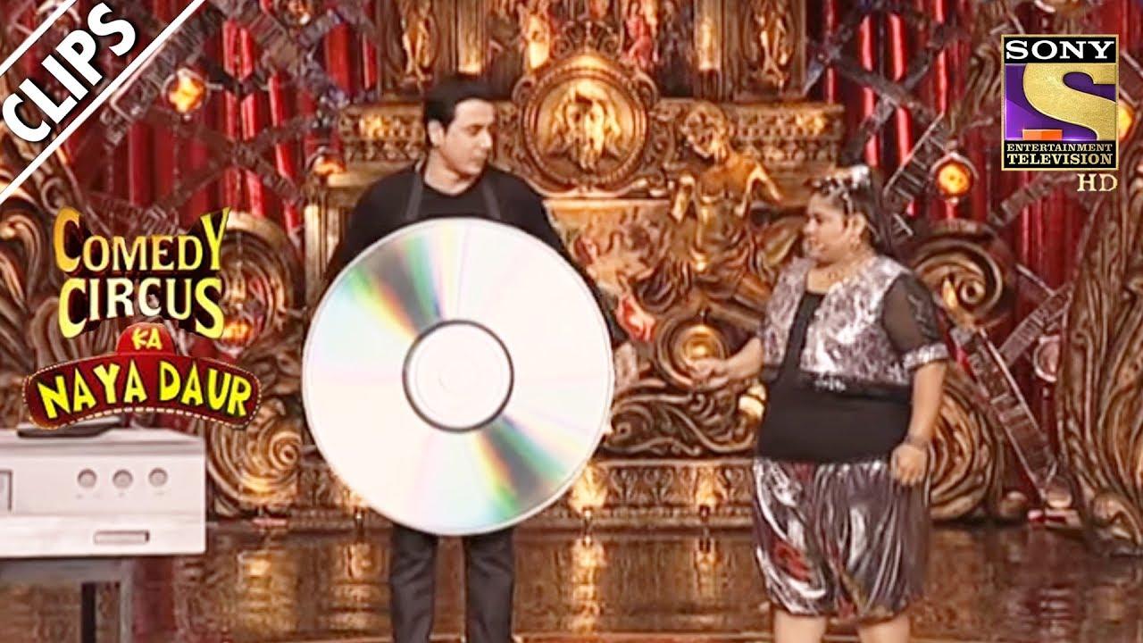 Mantra Makes Fun Of Vishakha | Comedy Circus Ka Naya Daur