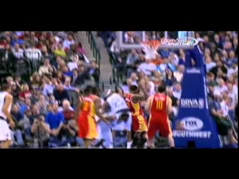 Thomas Robinson blocks Mavericks twice