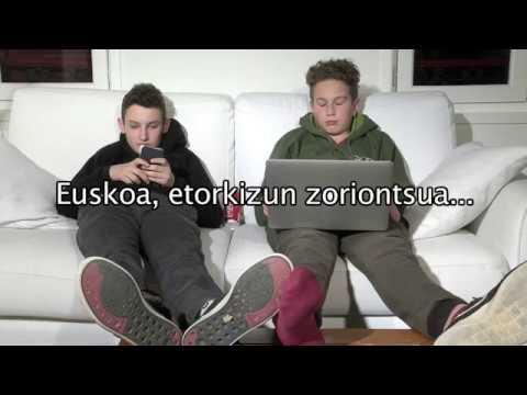 L'eusko sur le Divan - Euskoa ohexkan  #5 - Gazteak bukatua desktop