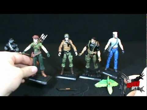 Toy Spot - Hasbro G.I.JOE 25th Anniversary Boxed Set 3
