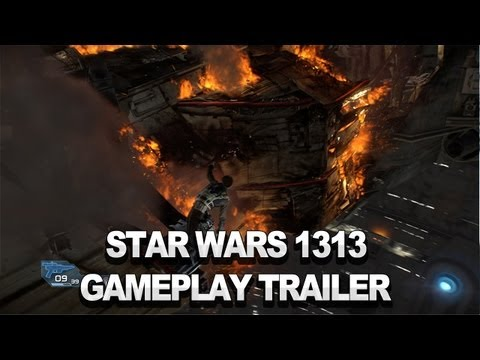 0 Star Wars 1313 Cancelado