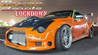 Download Lagu 1100hp Drift 350z goes STREET RACING Mp3