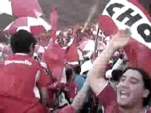 BATUCADA - Despedida Doble Visera - La Barra del Rojo - Independiente