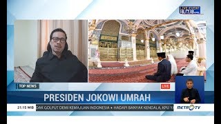 Video Presiden Jokowi Ziarah ke Makam Nabi Muhammad SAW MP3, 3GP, MP4, WEBM, AVI, FLV April 2019