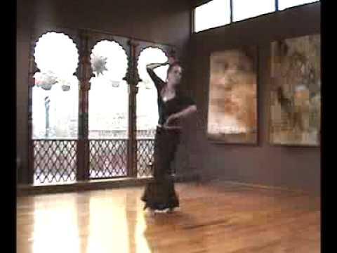 Danza Gitana Oriental. Madrasat Al Mosharabía 2010.