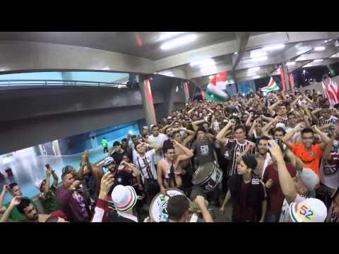 Saída fla x flu - bravo 52 - O Bravo Ano de 52 - Fluminense