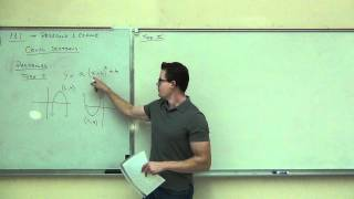 Intermediate Algebra Lecture 13.1 Part 1