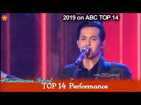 """Laine Hardy  """"That's Alright Mama"""" by Elvis Presley 