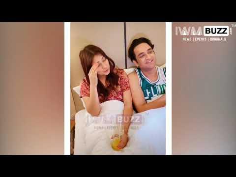 Vikas Gupta and Shehnaaz Gill's cute Tik Tok video