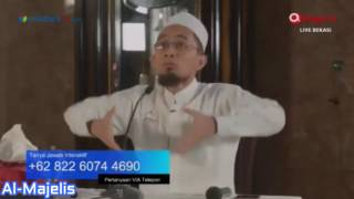 Video Hantu, Bagaimana Cara Agar Tidak Takut - Ustadz Adi Hidayat MP3, 3GP, MP4, WEBM, AVI, FLV Maret 2019