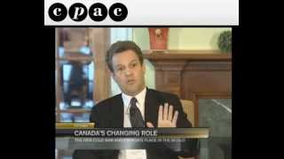 Canada Needs to Reconnect with its Diplomatic Tradition | CPAC video
