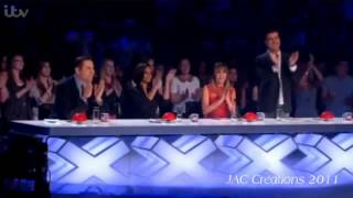 Asanda Jezile | Britain's Got Talent| 2013 | Final-Audition | Beyonce - Rihanna