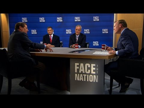 Face the Nation: Why is the Job of White House Chief of Staff so Important?