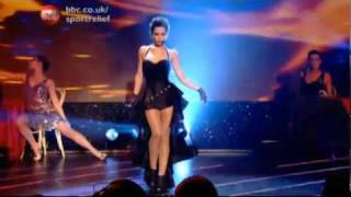 Cheryl Cole - Parachute - LIVE on SPORT RELIEF 2010