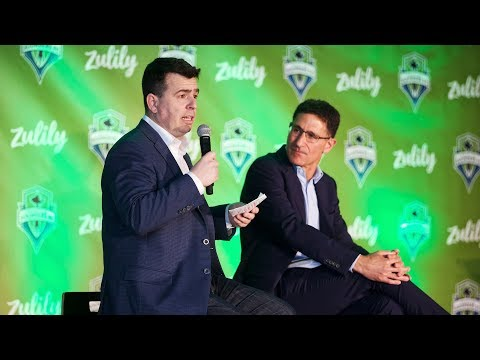 Video: Interview: Kevin Saliba on the partnership with Sounders FC and Reign FC