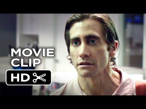 Nightcrawler Movie CLIP - Screaming Woman (2014) - Jake Gyllenhaal Crime Drama HD