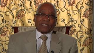President Jacob Zuma's message on Elections 2014. 1 May 2014.