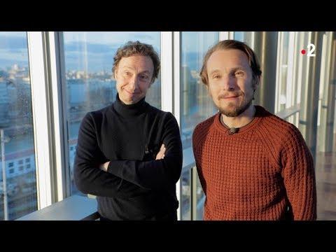 Laissez-vous guider: interview de Stéphane Bern et Lorànt Deutsch