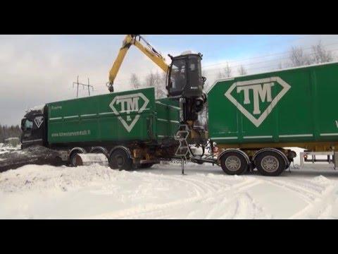KESLA 2112T recycling